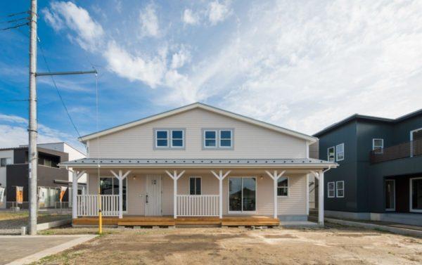 A FRESH WHITE HOUSE