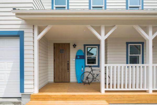 Garage House/California-style